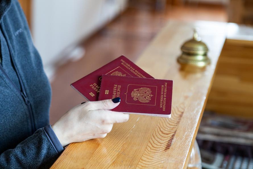 Миграционный учёт при регистрации российских граждан в отеле