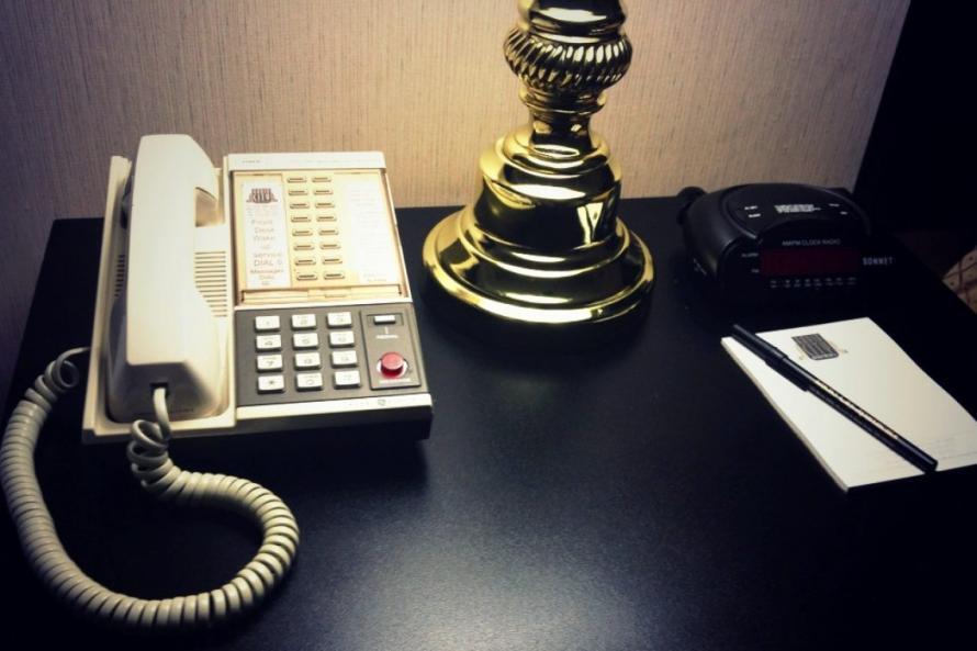 Система управления миниАТС в отеле