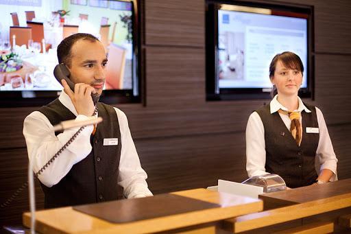 Телефония для гостей и персонала отеля