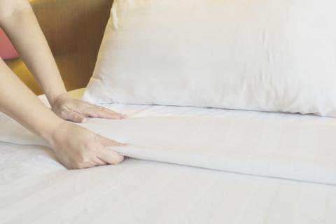 Система управления гостиницей АСУ Эдельвейс: приложение по управлению горничными