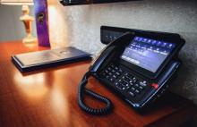 Система управления АТС в отеле